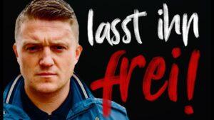#freetommy Tommy Robinson in Lebensgefahr !