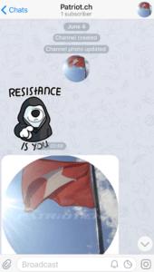 Tritt unserem Telegram-Kanal bei !