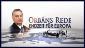 Orbáns Rede: Endzeit für Europa
