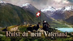 Rufst du mein Vaterland