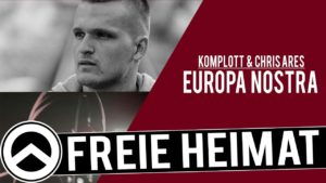 Chris Ares & KOMPLOTT - #EuropaNostra Konzert
