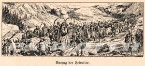 Ob Deutscher, Schweizer oder Österreicher, ist eh alles dasselbe...