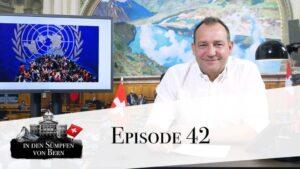 Schweizer UNO Botschafter wird von der SVP angezeigt sollte er Unterschreiben!