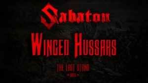 Sabaton - Winged Hussars (Lyrics English & Deutsch)