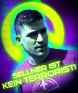 Martin Sellner ist kein Terrorist !!
