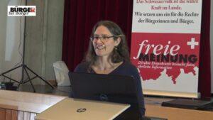 Bürger für Bürger Nein zum Zensurgesetz Andrea Fousseni