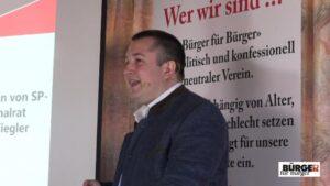Bürger für Bürger - Vorwärts zur Meinungsfreiheit - Anian Liebrand