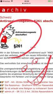 Archivfund Zensurgesetz