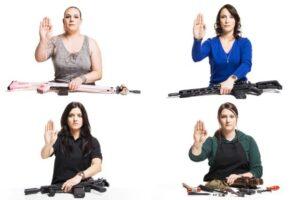 Frauen gegen das Entwaffnungsdiktat