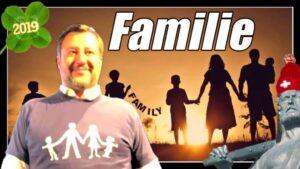 Salvini & Orban schützen die Familie | Weltkongress der Familien | EU