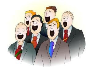 Männerchor/Gruppe gesucht für altes Soldatenlied