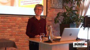 """Bürger für Bürger: """"Nein zu diesem missratenen Zensurgesetz"""" - Lisa Leisi"""