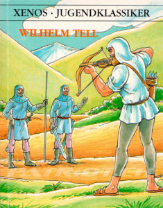 Heimatarchiv neues Buch: WILHELM TELL – Dorbandt Christian
