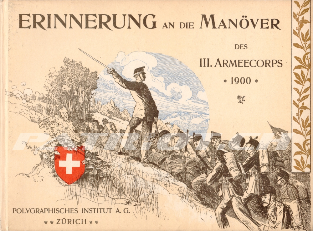 Manöver - 1900-12