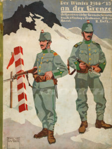 Der Winter 1914/15 an der Grenze - Heft 2 - Frobenius AG