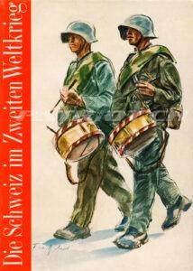 Die Schweiz im Zweiten Weltkrieg - Kurz H.R. Dr.