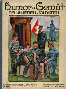 Humor u. Gemüt - BEI UNSEREN SOLDATEN - Heft 4 - Frobenius AG