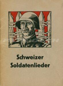 Schweizer Soldatenlieder - Gaiser & Haldimann