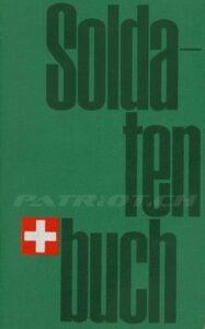 Soldatenbuch - 1. Auflage 1958 - Schweizer Armee