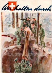 Wir halten durch - Soldatenweihnacht 1942 - Oblt. Hofer M. & Adj. Uof. Möckli E.