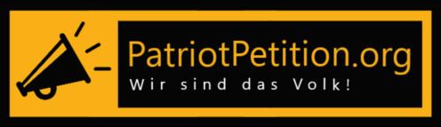 Jetzt unterzeichen auf PatriotPetition.org