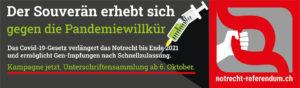 Jetzt Unterschreiben! notrecht-referendum.ch