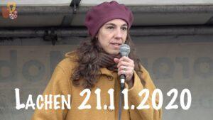Kundgebung in Lachen am 21.11.2020 | Aktionsbündnis Urkantone für eine vernünftige Corona-Politik
