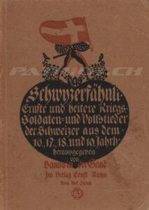 Schwyzerfähnli - Band 3 - In der Gand Hanns