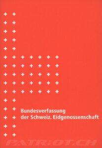 Bundesverfassung der Schweizerischen Eidgenossenschaft