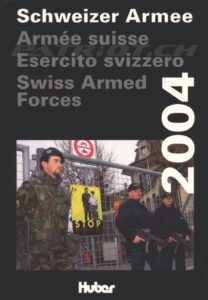 Schweizer Armee 2004 - Rettore Gabriele Felice