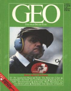 Wehr-Macht Schweiz - GEO magazin 4/1985