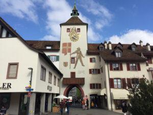 Obertor Törli Wehrturm Liestal BL
