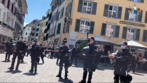 Behinderung der Pressefreiheit in Solothurn. 29.05.21