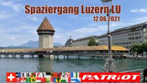 Spaziergang Luzern LU 12.06.2021