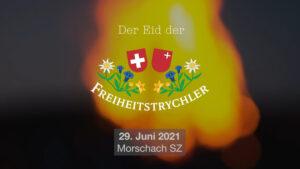 210629 Freiheitstrychler in Morschach