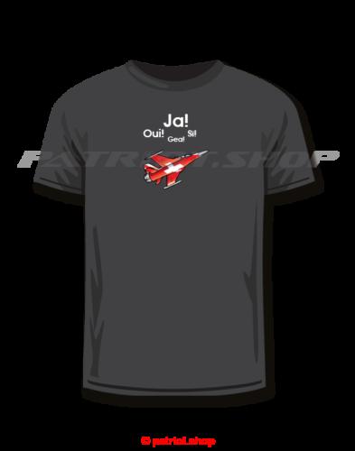 Ja! Oui! Si! Gea! Zur Beschaffung neuer Kampfflugzeuge. 27. September 2020