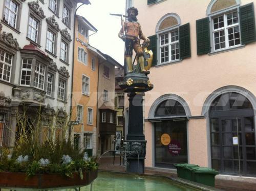 #wilhelmtell #tellbrunnen #schaffhausen