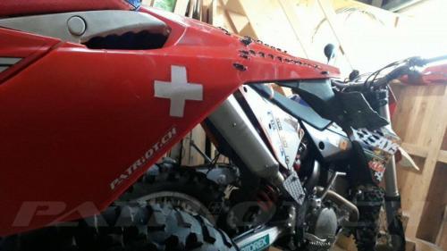 #motorrad #bettarr300 #ktmexcf250sixdays