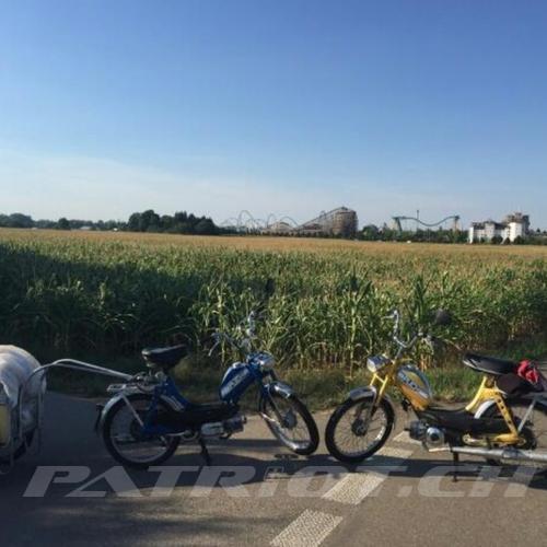 #grindelwalderontour #puchx30 #töffli #europapark