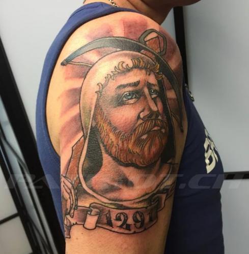 #tattoo #tattoos #wilhelmtell #armbrust #1291