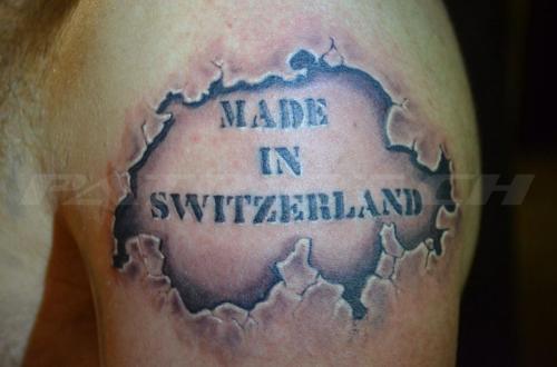 #tattoo #tattoos #madeinswitzerland #landesgrenze #proborder