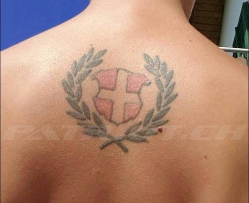 #tattoo #tattoos #kranz #wappen