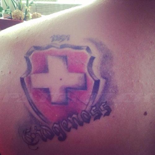 #tattoo #tattoos #eidgenoss #1291 #schild