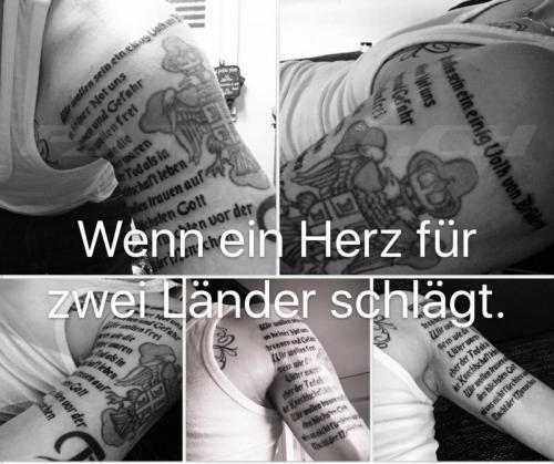 #tattoo #tattoos #rütlischwur #schweiz #serbien