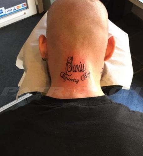 #tattoo #tattoos #swisscountryboy