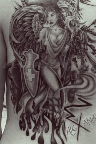 #tattoo #tattoos #helvetia #schild #schweizerkreuz