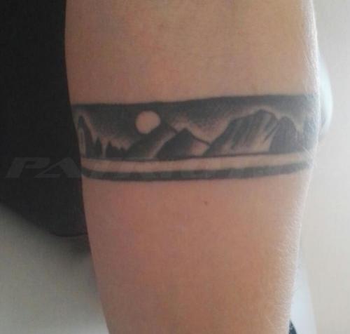 #tattoo #tattoos #berge #moléson #cervin #moleson #matterhorn