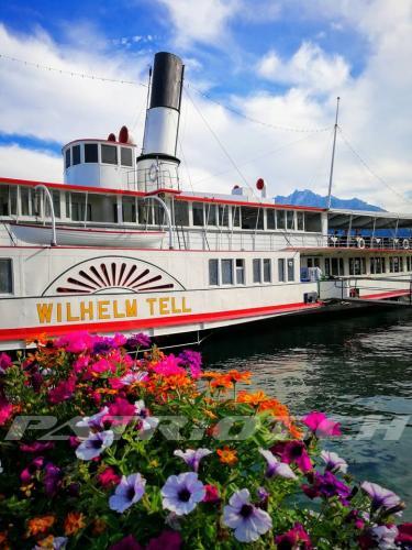 #wilhelmtell #schiff #dampfschiff #schiffrestaurant #luzern