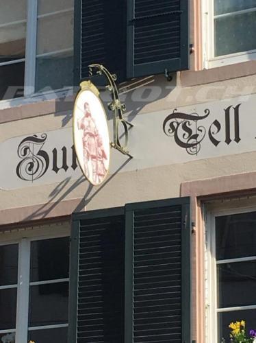 #restaurant #zumtell #wilhelmtell #baselstadt !