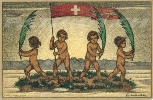 #postkarte #fahne  #1august #nationalfeiertag #bundesfeier #fêtenationale #1eraoût #festanazionale #1agosto